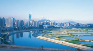 Study in Shenzhen